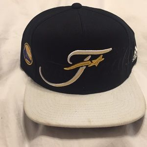 Warriors 2015 finals hat, Used